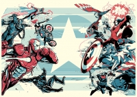 Team Iron Man by Team Iron Man by M