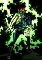 Skullfire from X-men 2099, Marvel