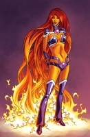 Starfire, DC comics