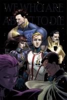 Strikeforce: Morituri, Marvel